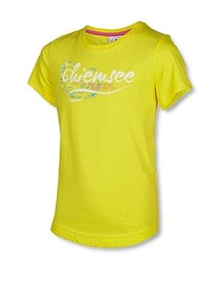 Chiemsee Camiseta Jake (Amarillo)