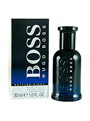 Hugo Boss Eau de Toilette Herren Bottled Night 30.0 ml, Preis/100 ml: 93.3 EUR