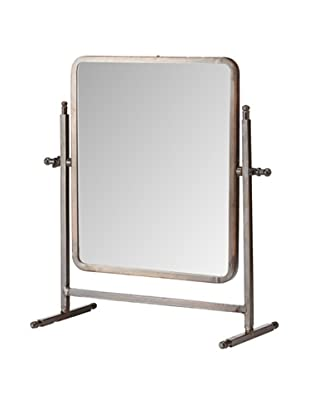 The HomePort Collection Chantal Table Mirror, Short