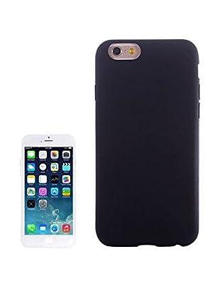 Unotec  Case Silikon schwarz iPhone 6 Plus