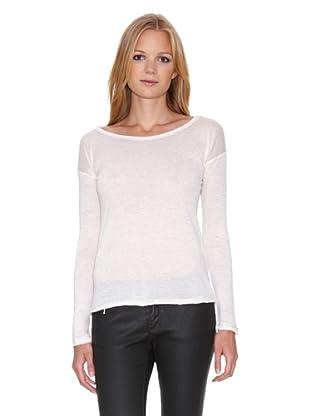 Mila Brant Camiseta Opale (Crudo)