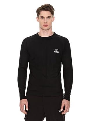 Furco Camiseta Unisex Térmica Belgrado (Negro)