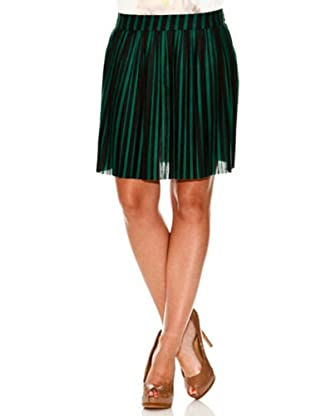 Springfield Falda Rayas (Verde)