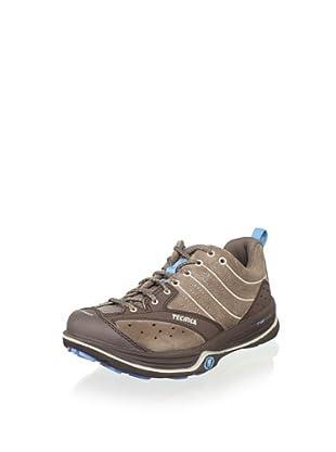 Tecnica Women's Dragon X Lite WS Trail Running Shoe (Brown/Azure)