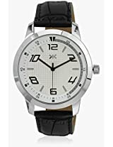 Killer Silver Dial Watch for Mens (KLW242B)