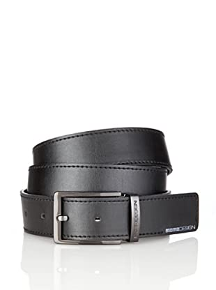 MOMODESIGN Cinturón Rosolina (Negro)