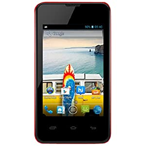 Micromax Bolt A58 (Red)