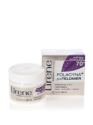 Lirene Tagescreme Folacyna PRO Telomer 70+ 15 SPF  50 ml, Preis/100 ml: 29.9 EUR