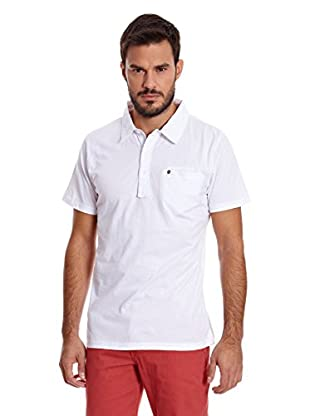 Paul Stragas Polo Mos (Blanco)
