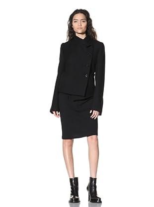 Ann Demeulemeester Women's Elfed Jacket (Black)
