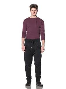 ZAK Men's Track Pant (Black)