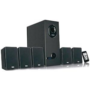 Philips 5-1 Channel Speaker DSP2600 MAH/BLR/GUR