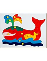 Little Genius Fish Tray, Multi Color