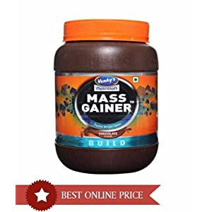 Venky'S Nutrition Mass Gainer, Chocolate 1.1 Lb