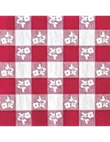 Charmed celebrations RED GINGHAM lunch Paper Napkins