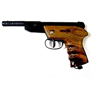 Champion Toy Air Pistol Pocket Size Bond Model For Sports and Hobby - No License Required