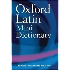 【クリックでお店のこの商品のページへ】Oxford Latin Mini Dictionary: James Morwood: 洋書
