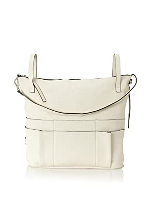 MARNI Women's Oversized Shoulder Bag, White