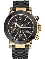 Gc Chronograph Grey Dial Men's Watch - I47000G1