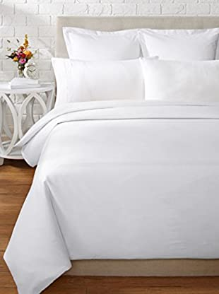Downright Windsor Braid Sateen Embroidered Duvet Cover