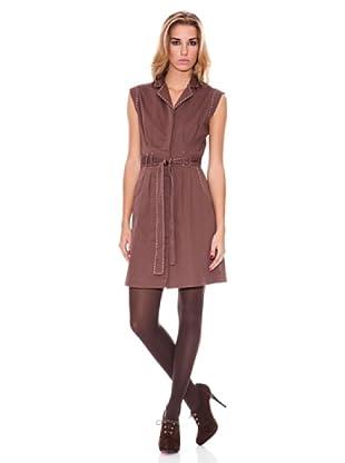 Tonalá Vestido Toffee (marrón)