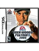 Tiger Woods PGA Tour 2005 - Nintendo DS