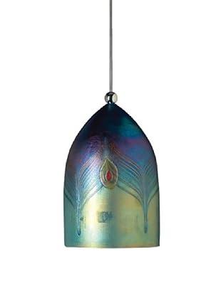 Fusion Z Glass Lighting Hera Cone Pendant Lamp