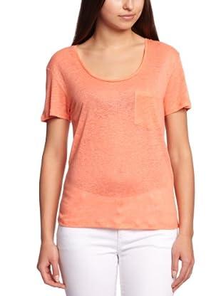 Selected Femme Camiseta Jessica (Coral)