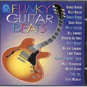 Funky Guitar Beats