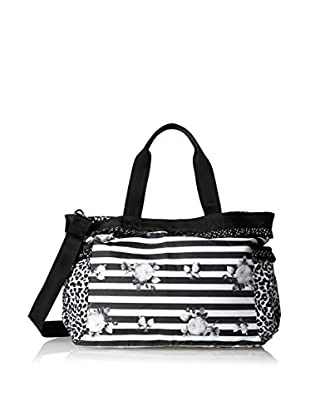 LeSportsac Women's Benefit Temptress Travel Tote (Catcall Blocked)