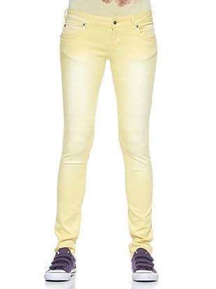 Zu Element Pantalón Rainbow (Amarillo)