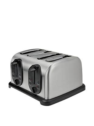 Kalorik 4 Slice Toaster (Stainless Steel)