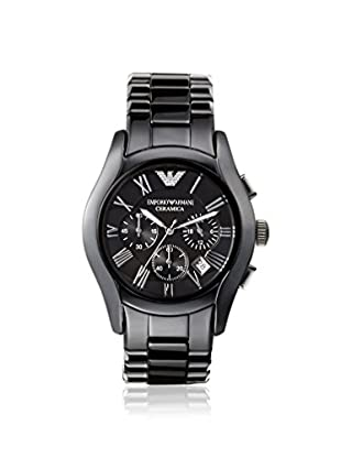 Emporio Armani Men's AR1400 Valente Black Ceramic Watch