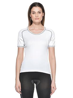 Salewa Camiseta Aurora (Blanco)