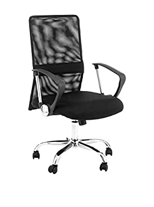Contemporary Office Silla De Oficina Evolution Negro