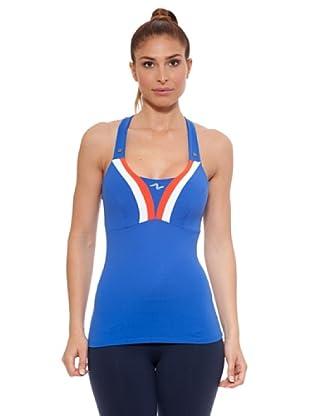 Naffta Camiseta Tirantes Blancne (Azulón)