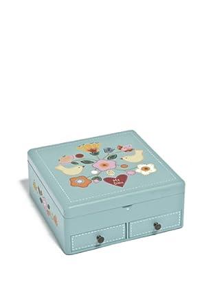 My Doll Box Large blau