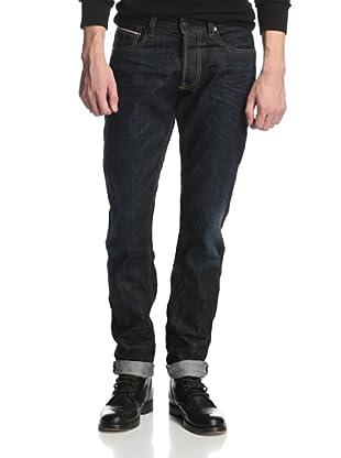 Gilded Age Men's Morrison Slim Jeans (Dark Raw)