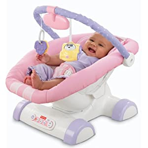 Fisher-Price Cruisin' Motion Soother Pink