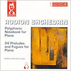 Shchedrin;Polyphonic Noteb