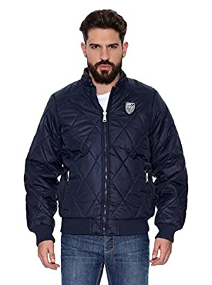 Geographical Norway Chaqueta Guateada Borekas Men 1 (Azul marino)