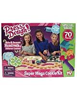 Little Kids Press Dough Super Mega Cookie Set as Seen on Tv Item