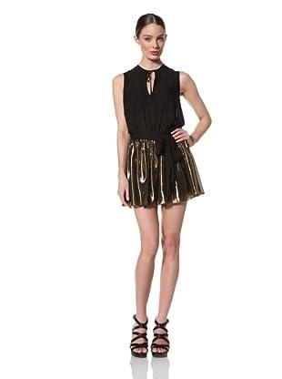 Jay Godfrey Women's Roberts Sleeveless Blouson Dress