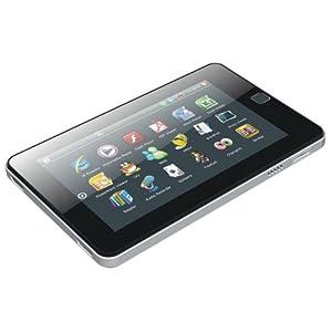 Android アンドロイド タブレットPC 「OS:2.2 ファームウェア:2.2 CPU:ZT-180 1GHz メモリー:256MB ハードディスク:4GB 液晶サイズ:7吋」   販売元:UNSショップ