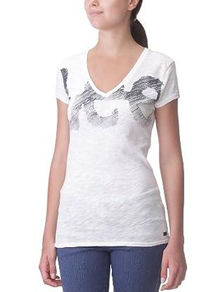 Lee Camiseta Printed (Blanco)