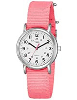 Timex Analog White Dial Women's Watch - T2P3686S