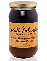 Societe Naturelle Mustard Honey - 500 gms