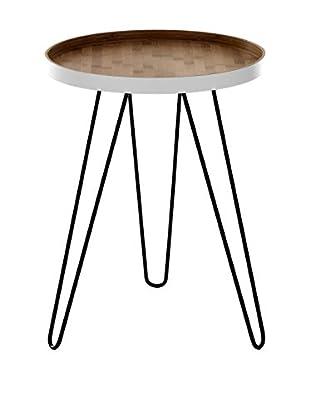 Contemporary Wood Beistelltisch HIJO