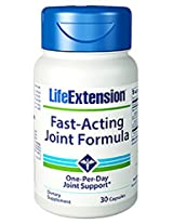 Life Extension Fast Acting Joint Formula, Capsules, 30-Count