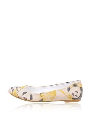 Dogo Ballerina I Am A Panda (Creme)